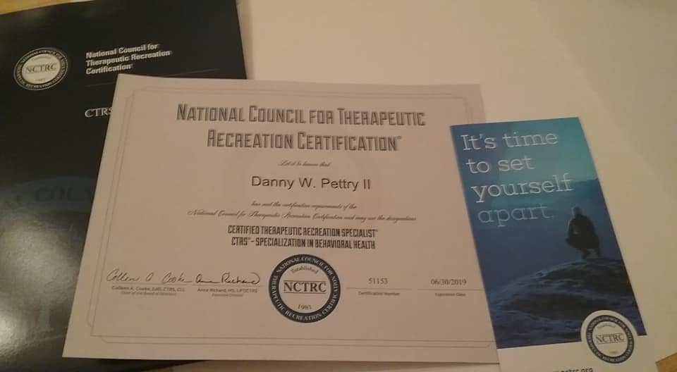 Now Recognized As A Ctrs With Specialization In Behavioral Health
