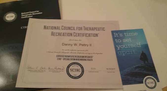 Rec Therapy Today with Danny Pettry | An online blog and ezine for ...